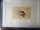 Spanish Sgnd Ltd Ed by Antoni  Tapies Well listed with Sales